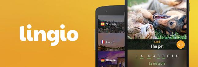 App-tips v. 45: Lingio