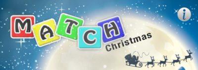 App-tips v. 50: Match Christmas