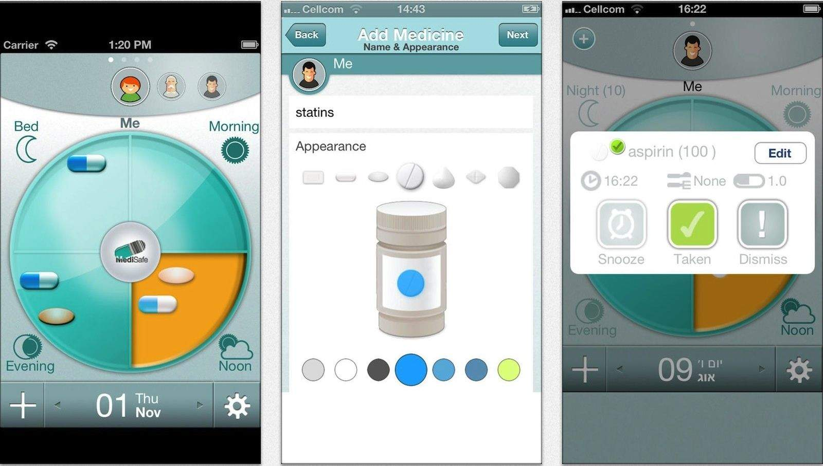 App-tips v. 48: Medisafe