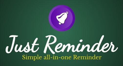 App-tips v. 4: Just reminder